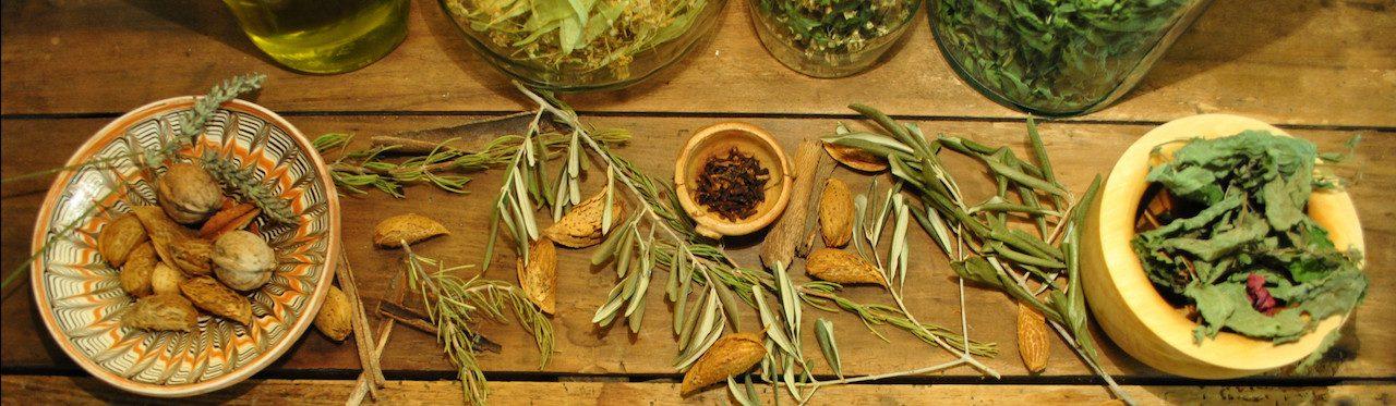 Des produits fabriqués à partir d'ingrédients naturels et biologiques